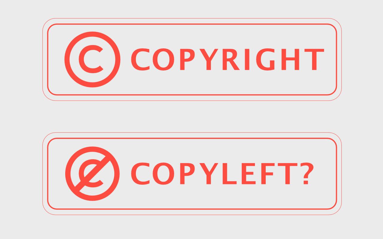 Copyright v. Copyleft